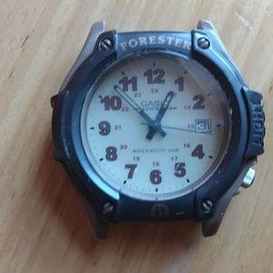 Casio Forester watch